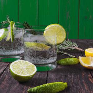 Rum/Gin und mehr